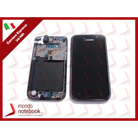 Tasto Home Apple Iphone 5S SE completo di Flat Flex (Nero)