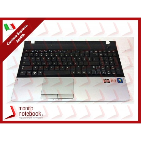 Top Case Scocca Superiore TOSHIBA Satellite L750D L755-S5153