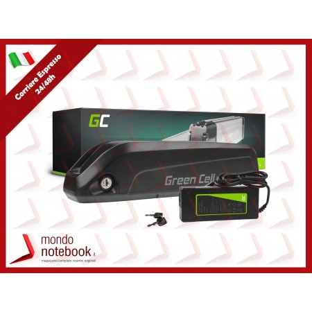 Green Cell Batteria per MSI CR650 CX650 FX600 GE60 GE70 (black) / 11,1V 6600mAh