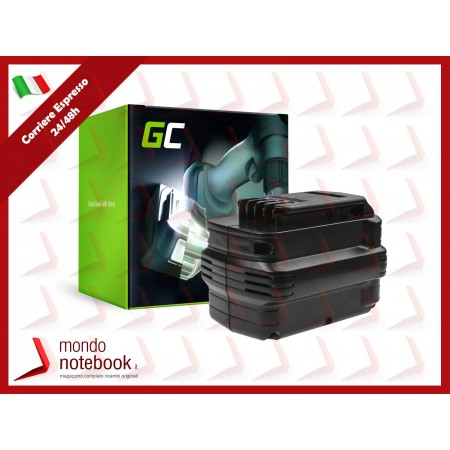 Green Cell Batteria Charger LC-E10 per Canon LP-E10, EOS Rebel T3, T5, T6, Kiss X50,...