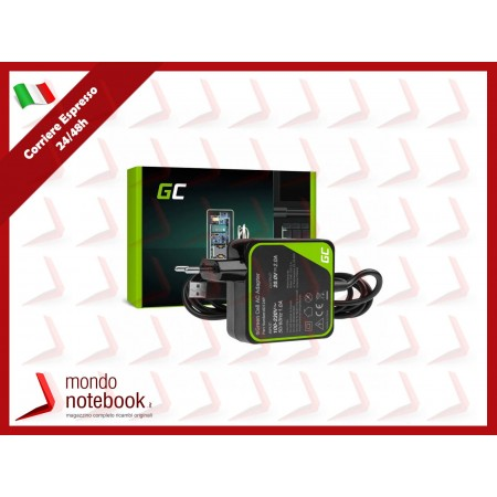 Green Cell PRO Charger  AC Adapter per Sony Vaio SVF14 SVF15 SVF152A29M SVF1521C6EW...