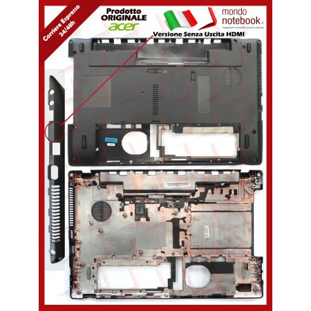 Alimentatore Originale ASUS 150W 19,5V 7,7A All in One E, G, V Series (5.5mm x 2.5mm)