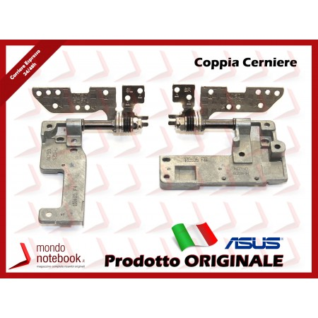 Cerniere Hinges ACER Aspire One D255 D255E HAPPY (COPPIA)