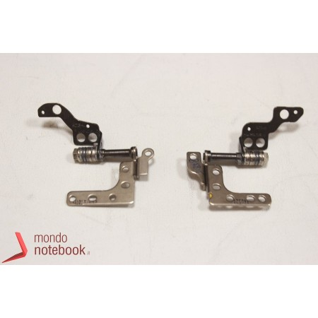 Cerniere Hinges TOSHIBA Satellite A300 A305 (COPPIA)