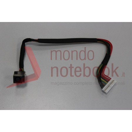 Connettore di Ricarica Apple + Speaker + Antenna iPhone 4 (NERO)